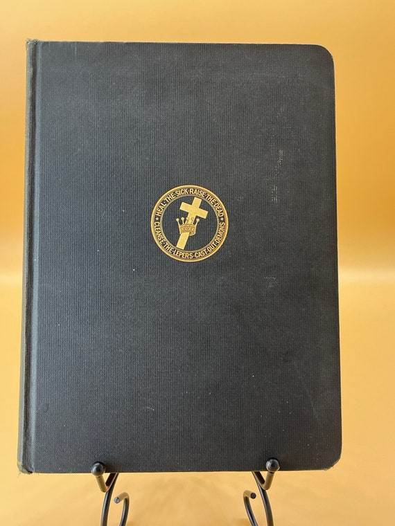 Science and Health with Key to The Scriptures by Mary Baker Eddy (1934 edition)