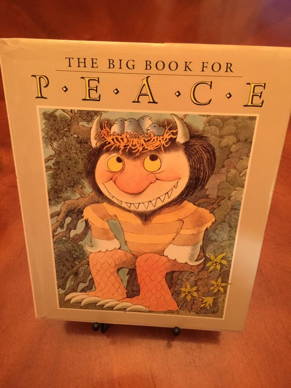 The Big Book For Peace   Sierra Club