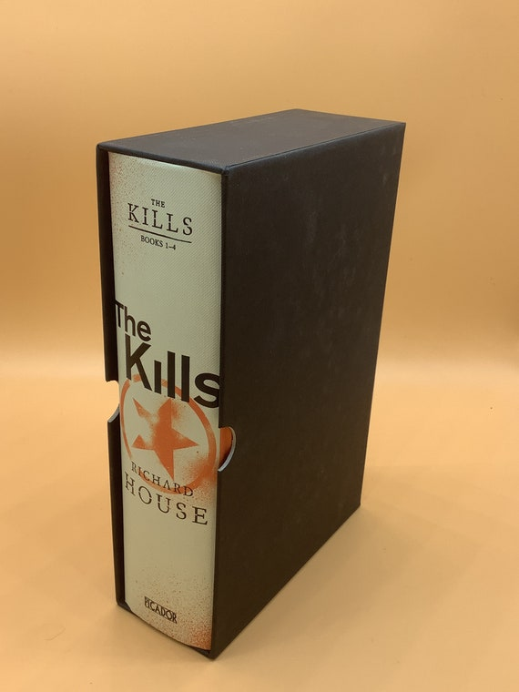 The Kills by Richard House Signed Limited Edition Presented in Slipcase