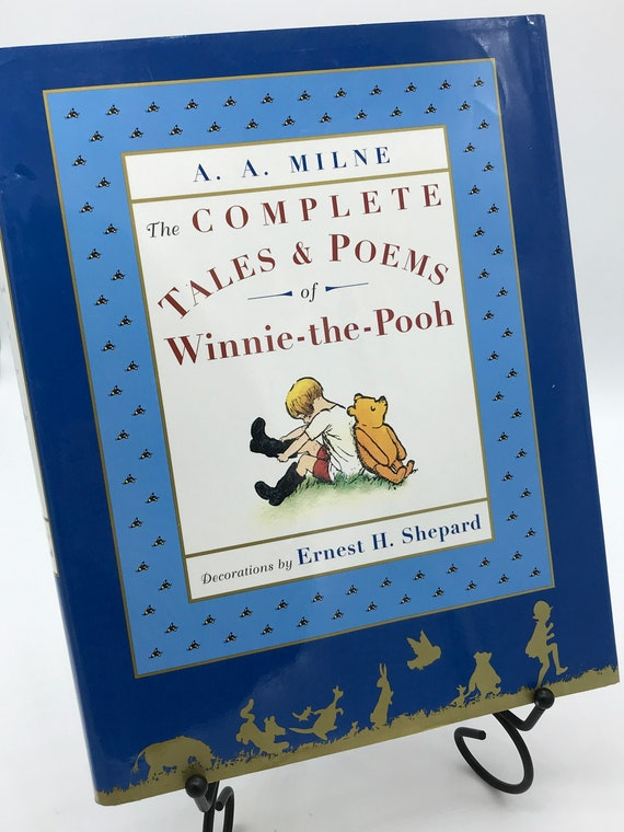 The Complete Tales & Poems of Winnie the Pooh by A.A. Milne