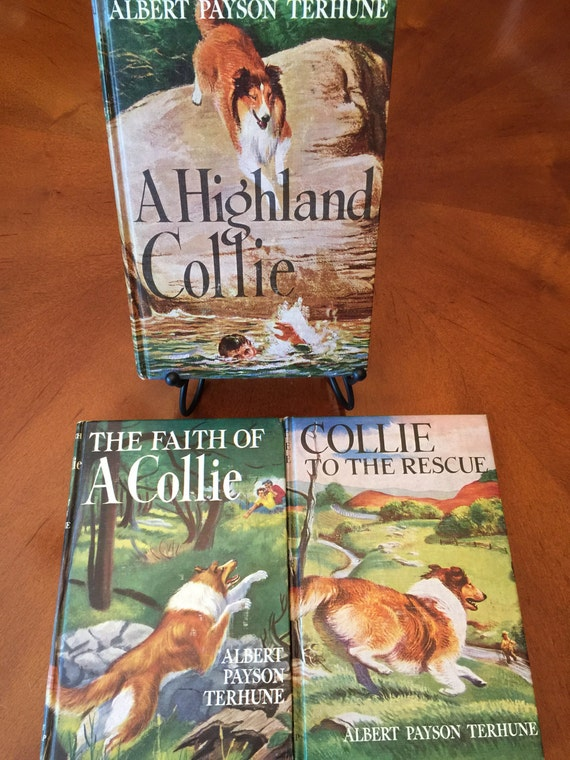 The Faith of a Collie, A Highland Collie, Collie to the Rescue