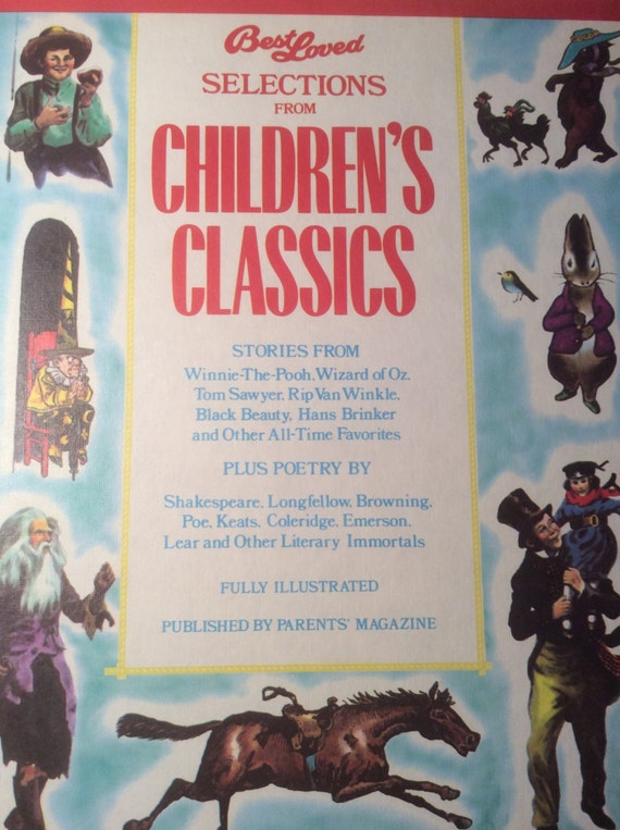 Best Love Selections from Children's Classics