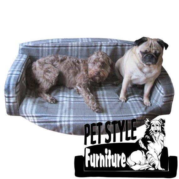 Excellent Gleneagles Designer Dog Bed Sofa Very Stylish Pet Bed 3 Sizes 4 Colours Machost Co Dining Chair Design Ideas Machostcouk