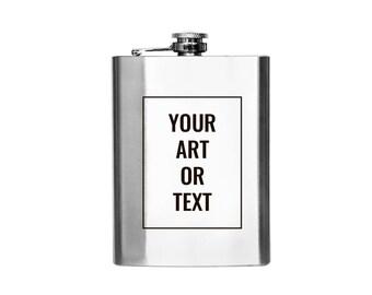 Flask for custom orders