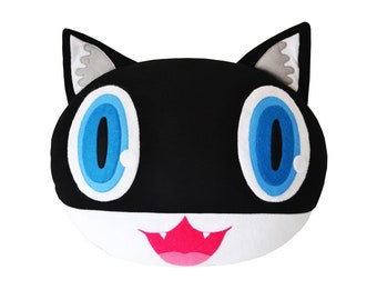 Persona 5 - Morgana Handmade Plush Pillow