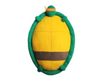 Teenage Mutant Ninja Turtles Shell Plush Pillow Toy