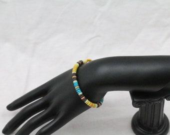 Made in Nepal - Simple Bohemian Yak Bone Bracelet