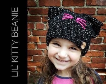 Kids Pussycat Hat
