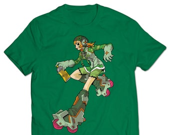 Jet Set Radio Gum T-shirt