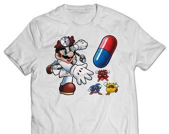 Dr. Mario T-shirt