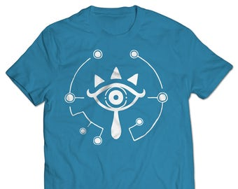 The Legend of Zelda: Breath of the Wild Sheikah Eye T-shirt