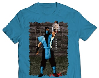 Kombat Clothing Design Your Own | Mortal Kombat Ii Kombatants T Shirt Etsy