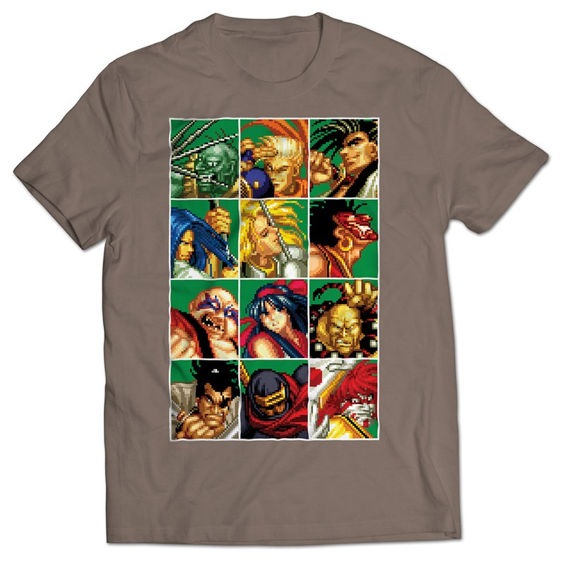 Spirit of the Samurai T-shirt image 0