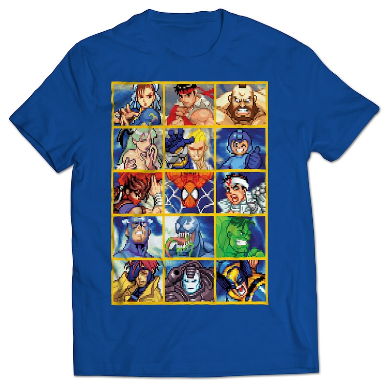 Select Your Hero T-shirt image 0