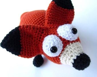Amigurumi Fox Crochet Pattern