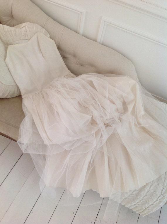 Stunning 30s wedding dress - image 2