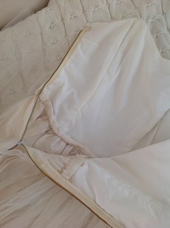Stunning 30s wedding dress - image 4
