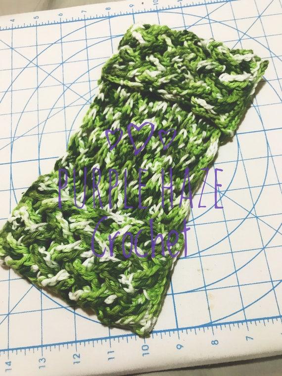 Pattern Only Swiffer Cover Celtic Weave Dishcloth Crochet Etsy