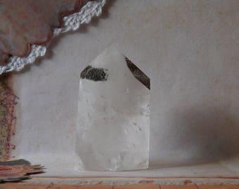 Lodolite Quartz Mini-Tower