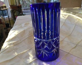 Blue Hurricane Lamps, Blue Hurricane Lamp Shade