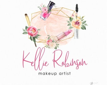 Makeup Business Card Etsy