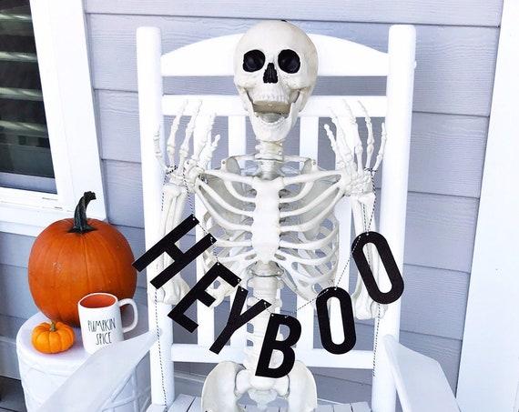 Hey Boo Banner