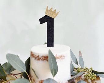 Alles Gute Zum Geburtstag Silver 1 Count Happy Birthday Glitter Cake Decorating Toppers in German