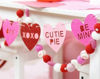 Valentines Day Decor Etsy