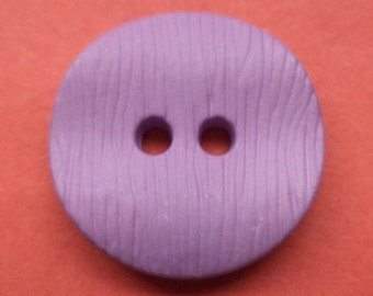 11 purple buttons 18mm (5340) button
