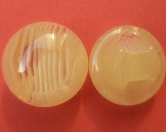 15 buttons 14mm yellow (4691) button