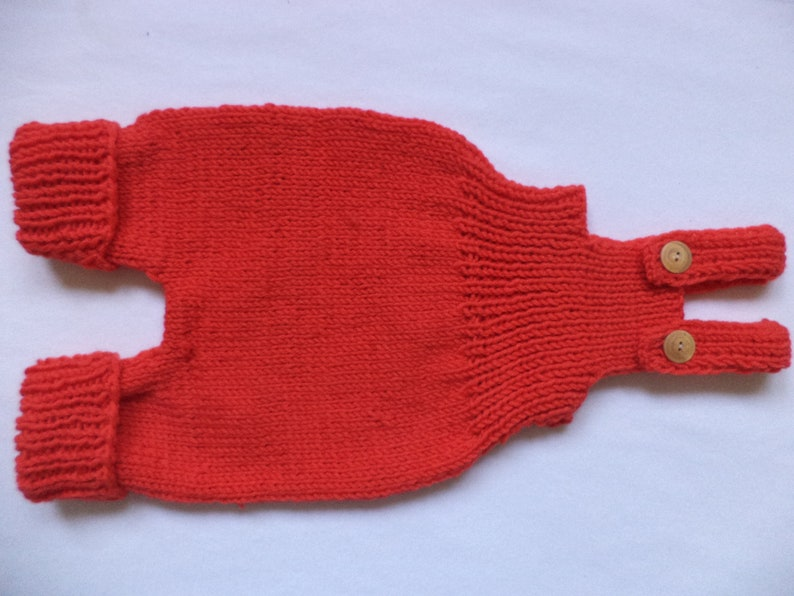 short pants size 6268 knitted pure wool baby