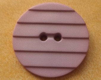 11 purple buttons 21mm (6184) button
