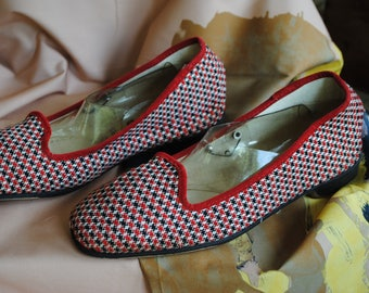 1950's slippers - size: 39