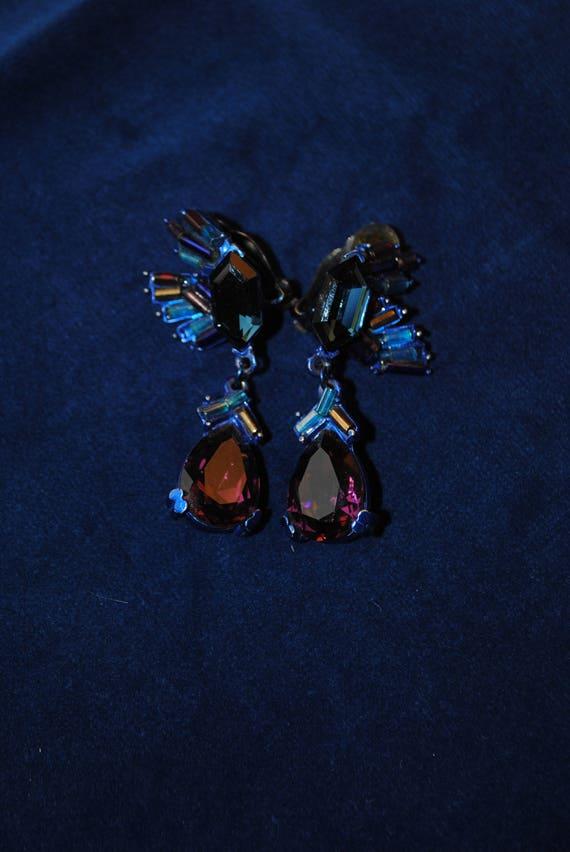 Christian Lacroix 1995 clip earrings - image 1