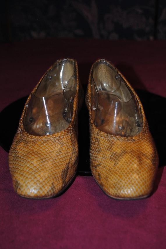 Ballerina Repetto snake - size: 35