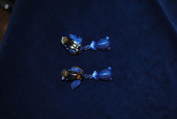 Christian Lacroix 1995 clip earrings - image 2