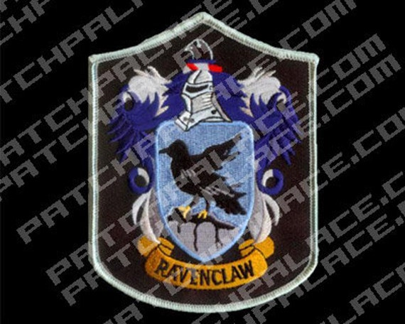 Cho Chang\u0027s style Ravenclaw Quidditch Robe Patch