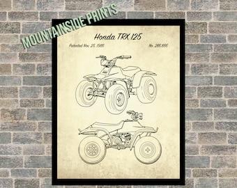 ATV POSTER AC033 Photo Picture Poster Print Art A0 A1 A2 A3 A4 ATV RACING