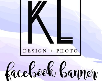 Custom Facebook Banner Design Business Social Media Accounts Page