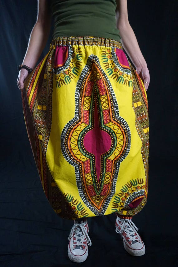Harem for pants women aladdin african pants clothing pants for wax african pure in fabric women Senegalese 66Hdqw