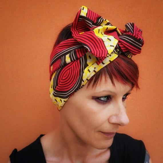 Turban headband for women african turban head wrap in pure  960c0eedcef