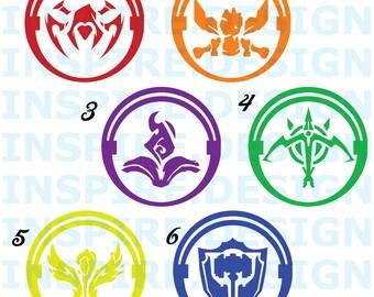 League of Legend Classes