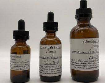 Blue Lotus, Nymphaea caerulea, Organic 2X Tincture / Liquid Extract ~ Schmerbals Herbals®
