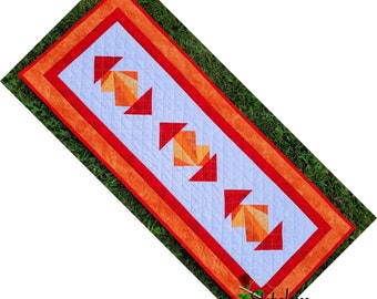 A New Direction Table Runner
