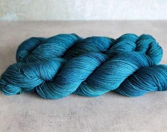 Pre-order Blue Dragon - Merino Sock
