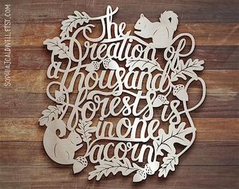 Thanksgiving SVG, papercutting pattern, papercutting template, Silhouette designs, fall SVG, word art SVG, vinyl cutting clipart, Cricut