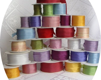 Wholesale 4mm natural silk ribbon for embroidery, fashion design and crafts