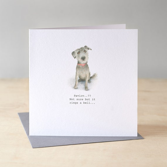 Pavlov birthday card