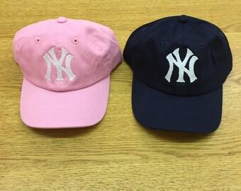 6996f74e1e6b7 New York Yankees Infant Hat