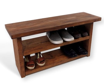 Entryway Bench, Shoe Bench, Storage Bench,Entry Bench,Shoe Storage Bench, Benches, Wood Storage Bench, Shoe Storage Bench